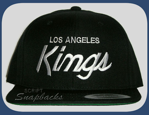 LA Los Angeles Kings Snapback Hat