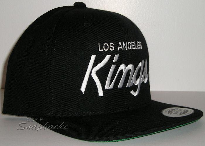 Script Snapbacks Los Angeles Raiders Script Hat La